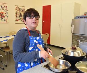 Arcun auf dem Weg zum Meisterkoch