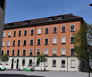 Sitz des Pädagogischen Förderzentrum Feldkirch (Foto: Kapi)